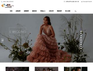 e-v.com.tw screenshot