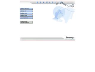 e-working.net screenshot