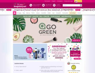 e.drogisterij.net screenshot