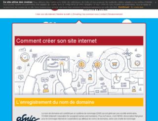 e.proposition-discrete.fr screenshot