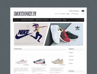 e6garette.fr screenshot