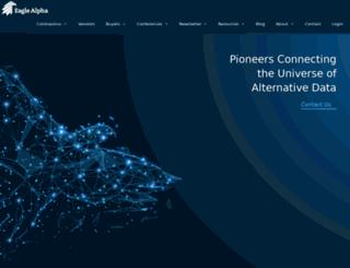 eaglealpha.com screenshot