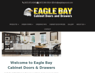 eaglebaywood.com screenshot
