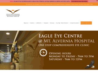 eagleeyecentre.com.sg screenshot