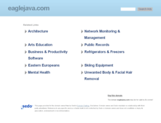 eaglejava.com screenshot