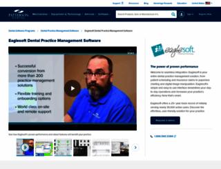 eaglesoft.net screenshot
