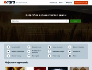 eagra.pl screenshot