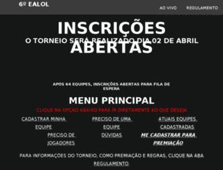 ealol.com.br screenshot
