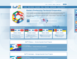 eaptc.eu screenshot