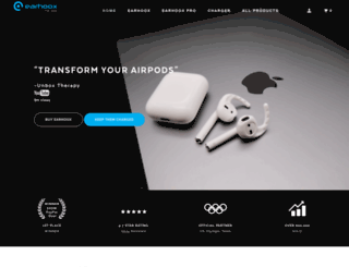 earhoox.com screenshot