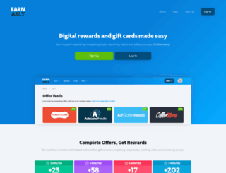 earnably.com screenshot