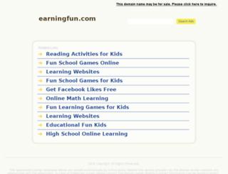 earningfun.com screenshot