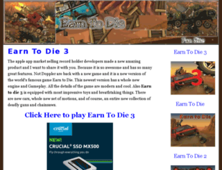 earntodie3.net screenshot