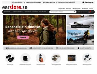 earstore.se screenshot