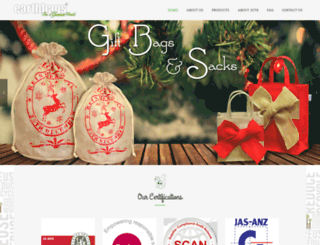 earthbags.com screenshot