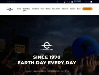 earthday.net screenshot