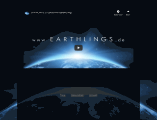 earthlings.de screenshot