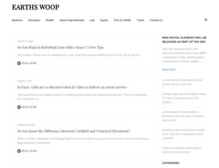 earthswoop.com screenshot