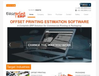 easeprintsolutions.com screenshot