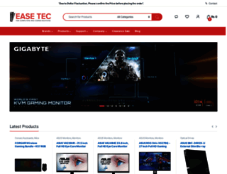 easetec.com.pk screenshot