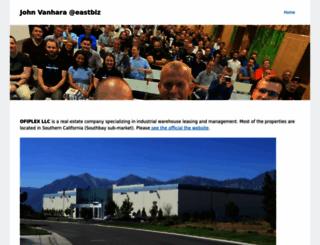 eastbiz.com screenshot