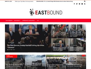 eastbound88.com screenshot