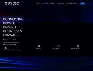 easteconline.com screenshot