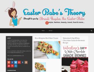 easterbabe.tumblr.com screenshot