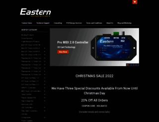 easternvoltageresearch.com screenshot