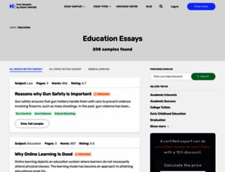 eastlondoncollege.com screenshot