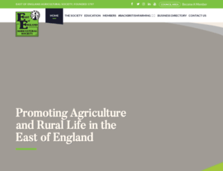 eastofengland.org.uk screenshot