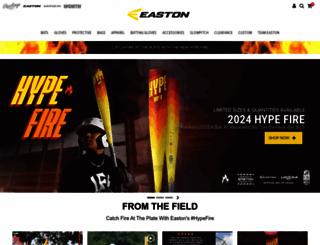 easton.com screenshot