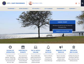 eastprovidence.com screenshot