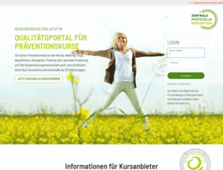 easy-praeventionskurse.de screenshot