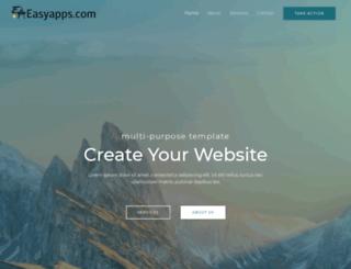 easyapps.com screenshot