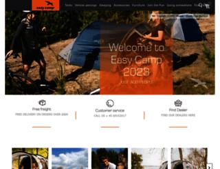easycamp.com screenshot