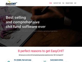 easychit.com screenshot