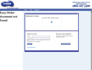 easycrane.easyorder.eu screenshot