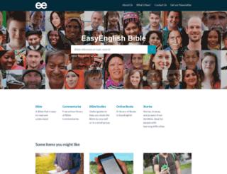 easyenglish.info screenshot
