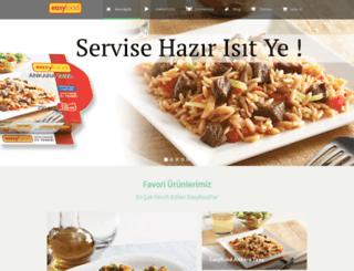 easyfood.com.tr screenshot