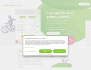 easygreenenergy.at screenshot