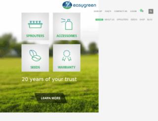 easygreenfactory.com screenshot