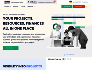 easyprojects.net screenshot