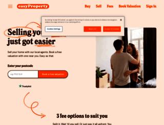easyproperty.com screenshot