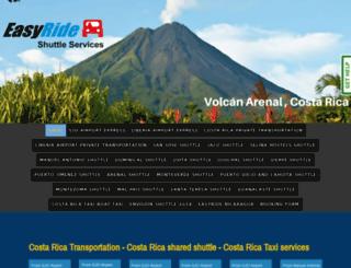 easyridecr.com screenshot