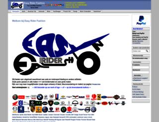 easyrider-fashion.com screenshot