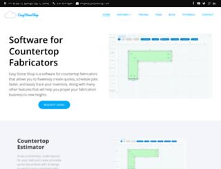 easystoneshop.com screenshot
