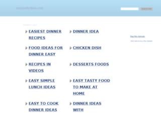 easyswitchbox.com screenshot