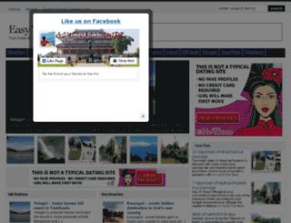 easytouristguide.com screenshot