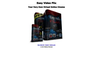 easyvideoflix.com screenshot